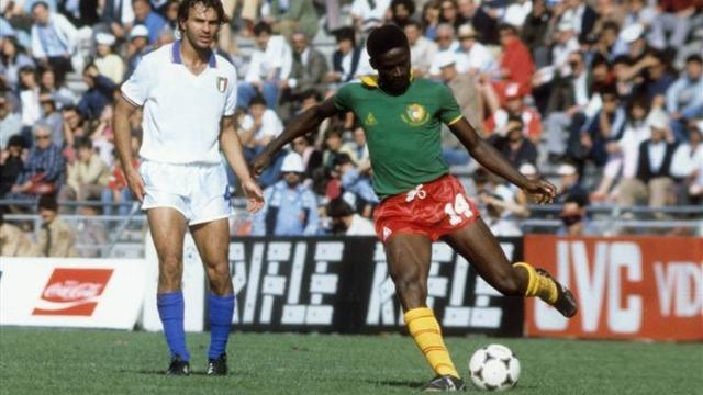 World Football - Former African Footballer of the Year Abega dies aged 58