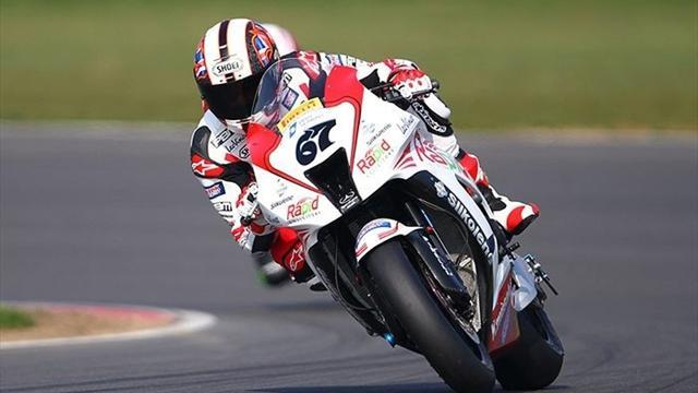 Superbikes - Byrne 'fired up' to claim a record fourth championship