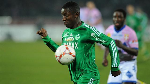 Ligue 1 - Saint-Etienne's Gradel ruled out for season