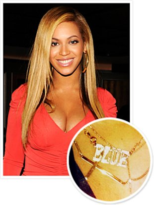 Courtesy of Beyonce; Kevin Mazur/Getty Images