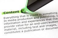 4 Rules of Content Marketing: Tell a Story, Don't Sell One image shutterstock 83682073 300x200