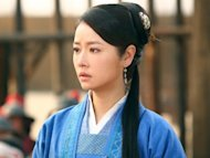 "Cecilia Liu boycotts ""The Patriot Yue Fei"""