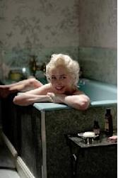 Michelle Williams as Marilyn Monroe -- The Weinstein Company