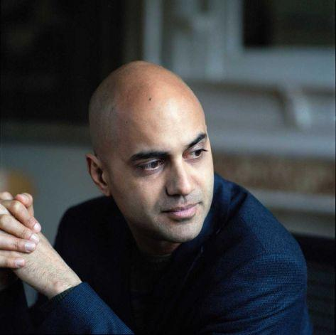 "This undated photo provided by the Pulitzer Prize Board shows Ayad Akhtar, who was awarded the 2013 Pulitzer Prize for Drama for his work ""Disgraced"", announced in New York, Monday, April 15, 2013. (AP Photo/Pulitzer Prize Board)"