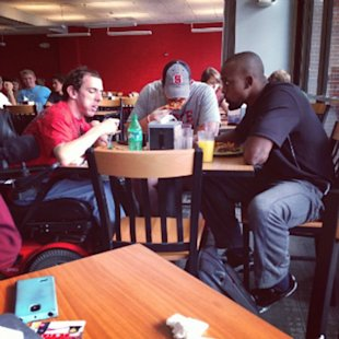 North Carolina State Football Players Perform a Small Act of Kindness with Big Implications