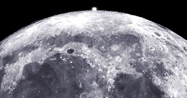 Could We Blast The Moon Out Of Orbit? We Almost Detonated A Nuclear Bomb In The 1950s image Blast moon out of Orbit