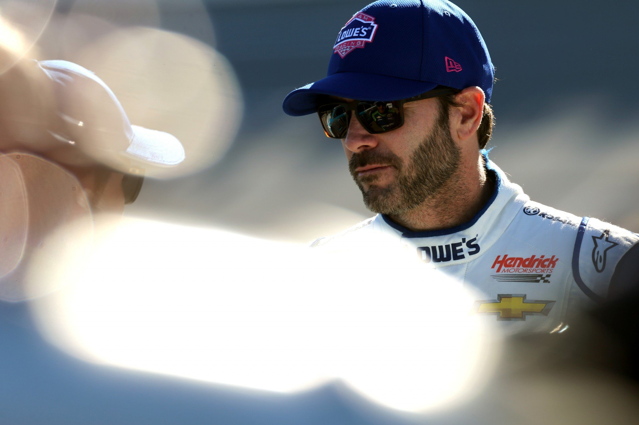 Jimmie Johnson missed out on the third round of the Chase in 2014 and 2015. (Getty)