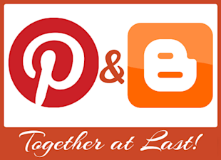 How to Generate Blog Post Ideas from Pinterest image pinterest and blogger