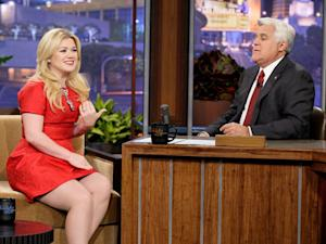 "Kelly Clarkson Plays Coy on Pregnancy Question: We've Been Trying ""Like Rabbits"""