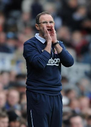 Martin O'Neill has been frustrated by the lack of transfer activity at Sunderland