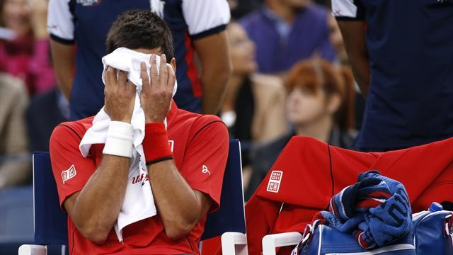 Davis Cup - Beaten Djokovic given chance of quick fix
