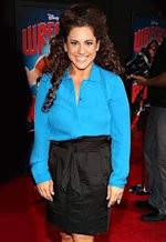 Marissa Jaret Winokur | Photo Credits: Christopher Polk/Getty Images