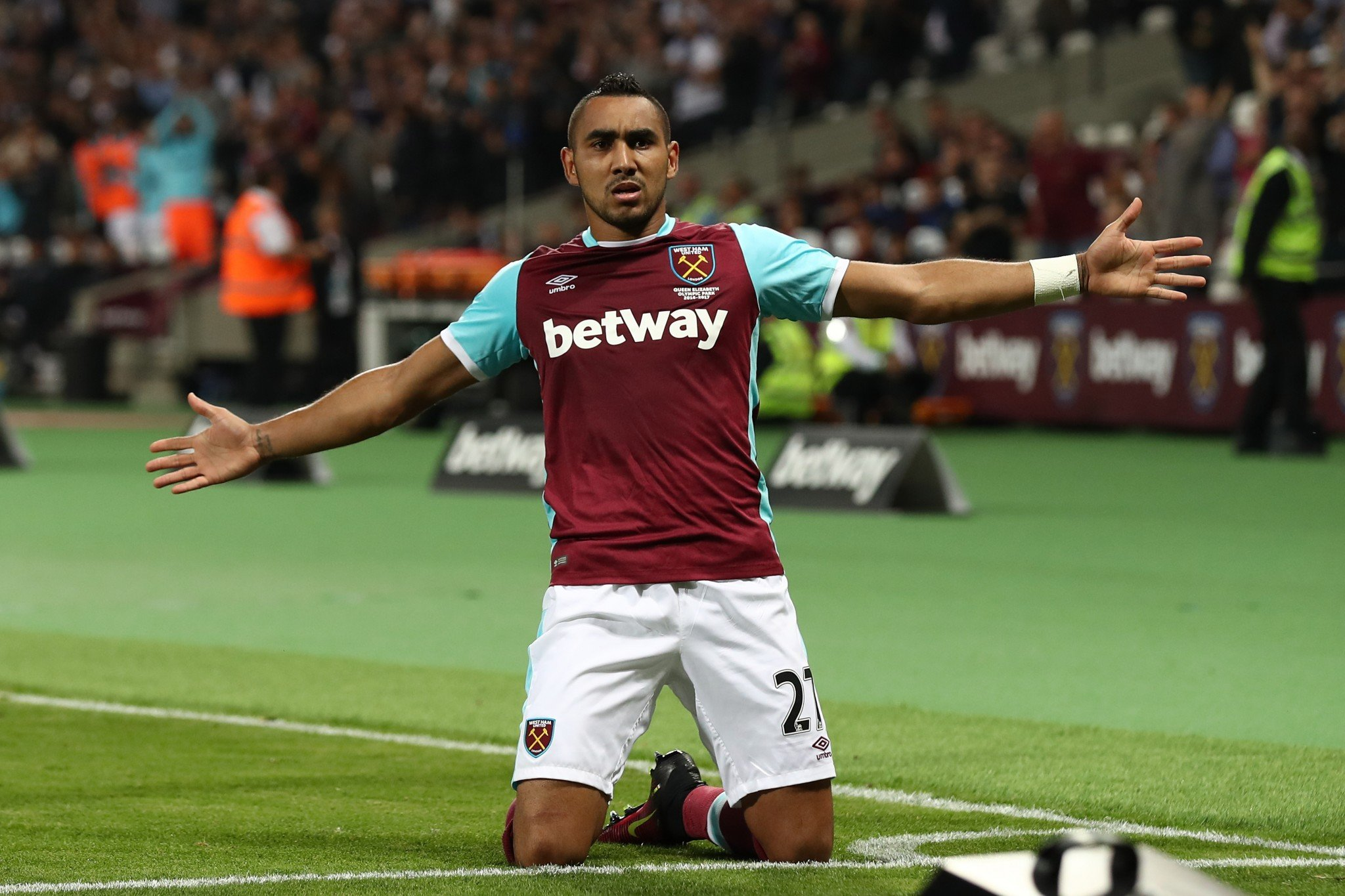 Dimitri Payet has been offered a fortune to play in China