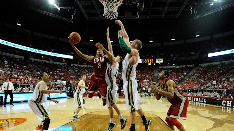 Mountain West Basketball Tournament - Semifinals - UNLV v Colorado State