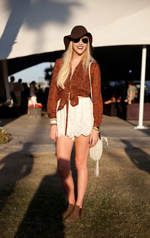 Style Hunter's Best Coachella Girls Wear ASOS, Urban Outfitters And Proenza Schouler!