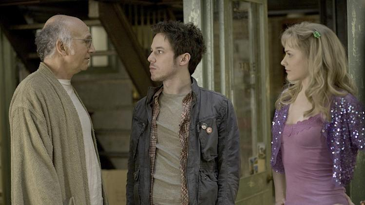 Whatever Works Production Photos Sony Picture Classic 2009 Larry David John Gallagher Jr. Evan Rachel Wood