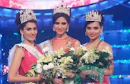Koyal Rana Crowned Femina Miss India 2014