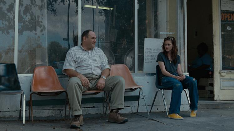 Welcome to the Rileys Production Photos Apparition 2010 James Gandolfini Kristen Stewart