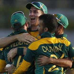 A statement of what we can achieve - de Villiers