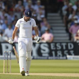 Cook's dismissal betrays frazzled mind