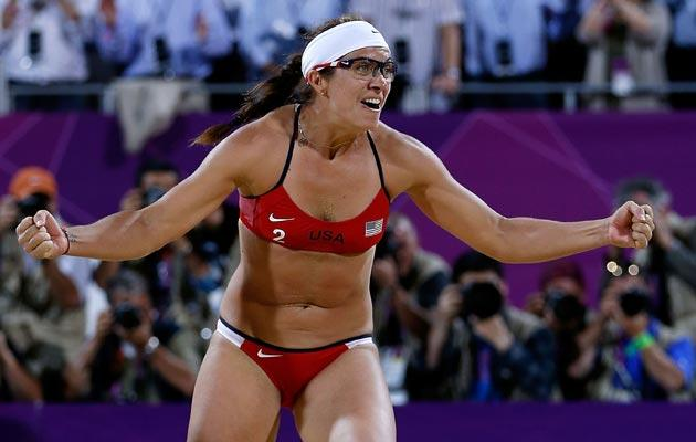 Misty May-Treanor, beach volleyball