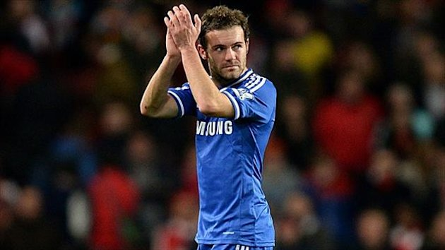 Juan Mata is set to move to Manchester United