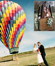 10 Crazy and Coolest Places to Get Married