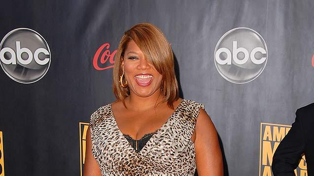 Queen Latifah AMA Awards