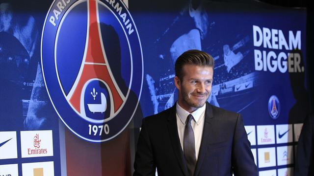 Ligue 1 - Beckham 'to earn more than Messi' this season
