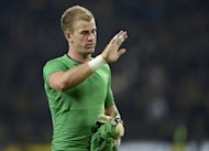 Manchester City keeper Joe Hart, who was probably the team's best player on the night, said it was the same old story for his side in the 1-0 loss to Dortmund. He admitted that he doesn't know the answer to the problem