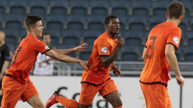 Euro U21 - Dutch destroy 10-man Russia