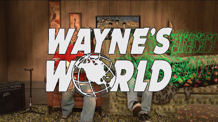 Wayne's World Cold Opening: Oscar Picks