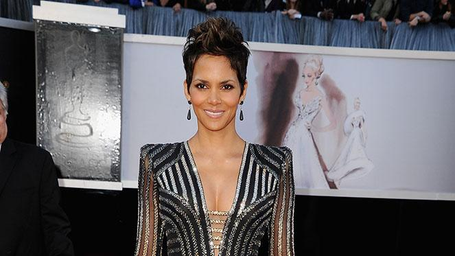 85th Annual Academy Awards - Arrivals: Halle Berry