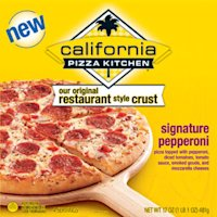 CPK Signature Pepperoni