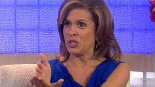 Hoda Kotb Talks New Book 'Ten Years Later'
