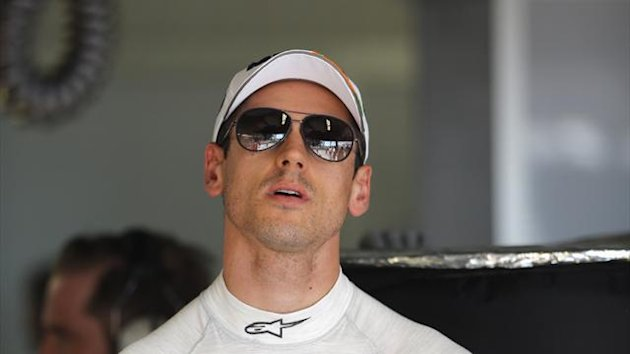 Adrian Sutil (Reuters)
