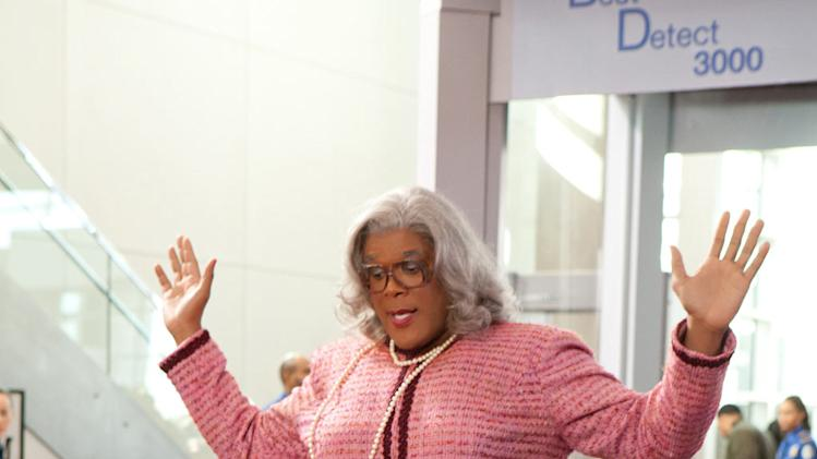 Tyler Perry's Madea's Witness Protection Stills