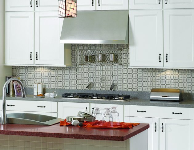 these tiles are stainless steel wrapped porcelain click the photo to