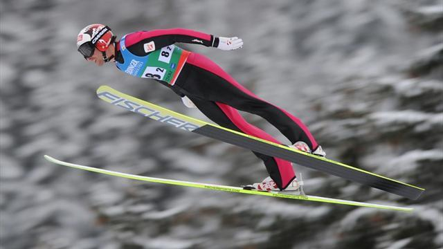 Nordic Combined - Stecher out with knee injury