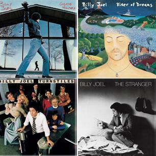 Weekend Rock Question: What Is the Best Billy Joel Album?