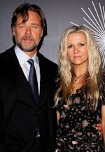 Russell Crowe and Danielle Spencer  | Photo Credits: Lisa Maree Williams/Getty Images