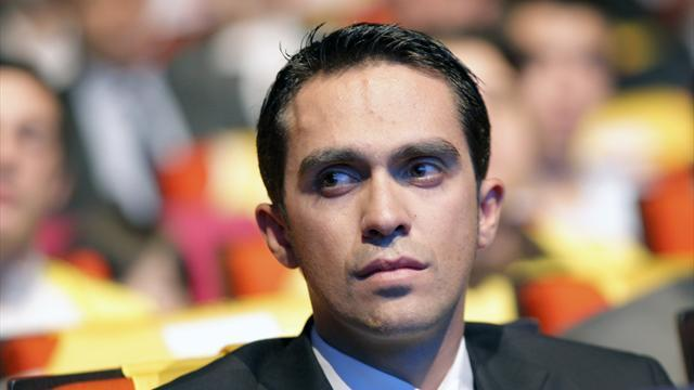 Tour de France - Contador rules out Giro, focus on Tour de France