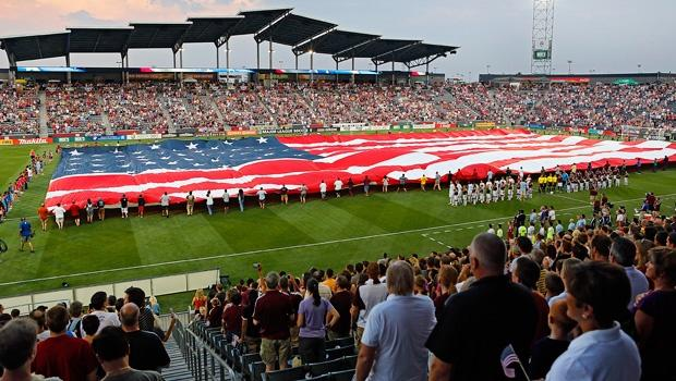 USMNT to play first WCQ at Dick's Sporting Goods Park