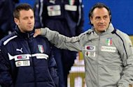 As Prandelli confirms Balotelli, Di Natale & Cassano, Italy now have the firepower to make their mark on Euro 2012