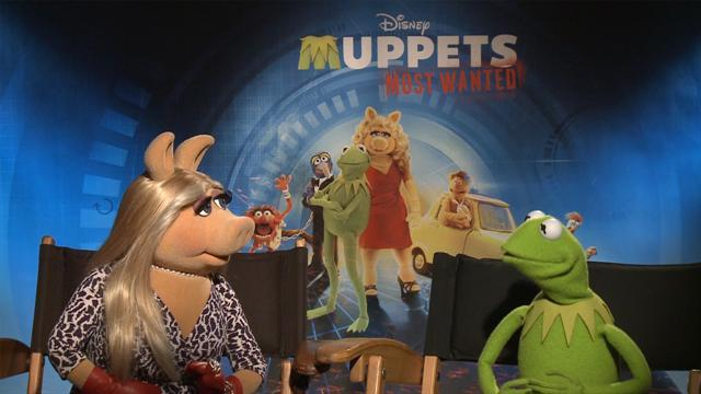 ET Now: Just How Well Did The 'Muppets' Cast Get Along On Set?