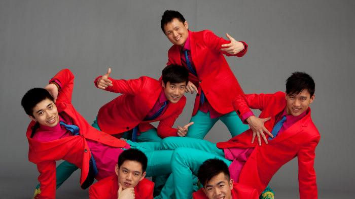"Instant Noodles compete on Season 6 of ""America's Best Dance Crew."""