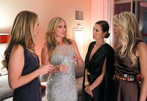 Heather Thompson, Sonja Morgan, Carole Radziwill, Aviva Drescher | Photo Credits: Heidi Gutman/Bravo