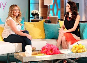 "Hilary Duff: Gaining Pregnancy Weight Was ""a Blast"""