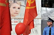 Tymoshenko to be treated at Ukrainian clinic