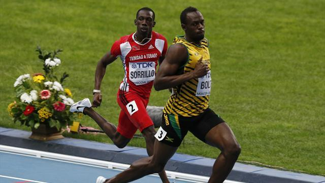 World Championships - Bolt, Brits through to sprint semi-finals in Russia